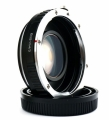 Адаптер Focus Reducer Speed Booster для Canon EF - Micro 4/3