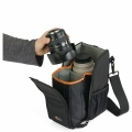 Чехол для объектива Lowepro S&F Lens Exchange Case 200 AW (Black)