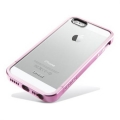 Чехол на заднюю крышку iPhone SE/5S/5 SGP Linear Metal Crystal Case