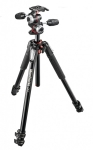 Штатив Manfrotto MK055XPRO3-3W KIT 055 Alu + голова MHXPRO-3W