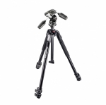 Штатив Manfrotto MK190X3-3W KIT 190 Alu + голова 804RC2