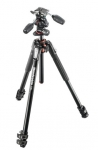 Штатив Manfrotto MK190XPRO3-3W KIT 190 Alu + голова MHXPRO-3W