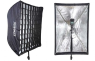Комплект Phottix 70X70 см Easy-up Softbox /Varos XS