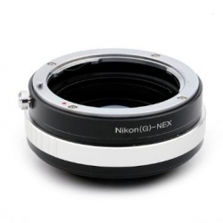 Адаптер Focus Reducer Speed Booster для Nikon G - Sony NEX