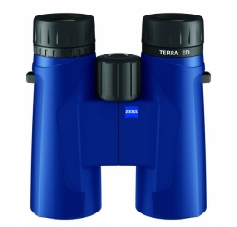 Бинокль Carl Zeiss 10x42 Terra ED blue