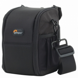 Чехол для объектива Lowepro S&F Lens Exchange Case 100 AW (Black)