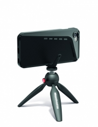 Комплект Manfrotto MKTKLYP6P Black Case Support kit: чехол для iPhone 6 Plus + Pixi