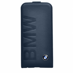 Кожаный чехол для iPhone 6 / 6S BMW Logo Signature Flip