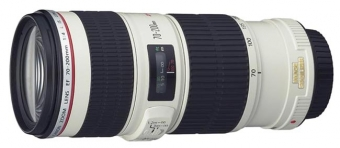 Объектив Canon EF 70-200 mm F4L IS USM