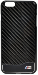 Пластиковый чехол-накладка для iPhone 6 Plus/6S Plus BMW M-Collection Hard Carbon & Aluminium