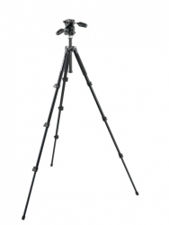 Штатив Manfrotto MK294A4-D3RC2 + 3D голова