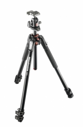 Штатив Manfrotto MT190 XPRO3 с головой 496RC2