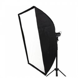 Софтбокс жаропрочный Mingxing Grid Softbox 60x90 cm