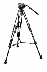 Видеоштатив Manfrotto 504HD-546BK