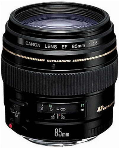 Фикс объектив Canon 85мм