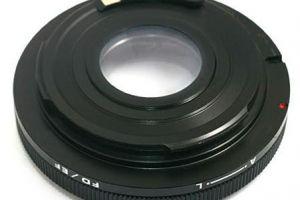 Переходник для цифровых и пленочных фотоаппаратов
