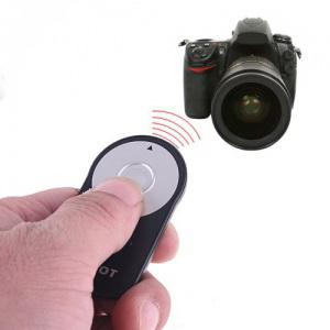Инфракрасный пульт дистанционного управления для фотоаппаратов