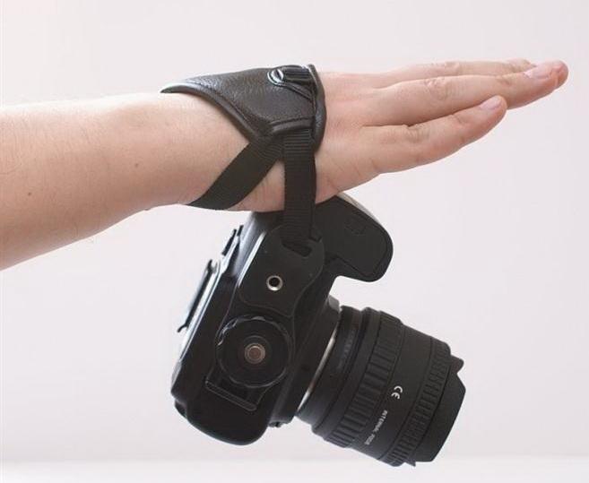 Эксплуатация и хранение фототехники - кистевой ремень