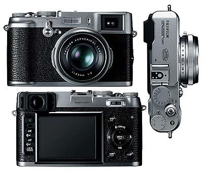 Фотоаппарат в ретро-стиле