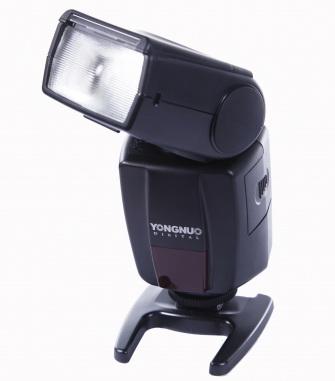 Вспышка Yongnuo для фотоаппаратов